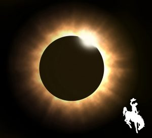 Eclipse in Wyoming