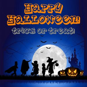 Happy Halloween from Running Horse realty Image