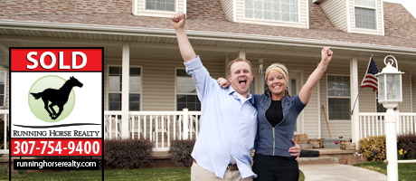 Real Estate Process Happy Buyers