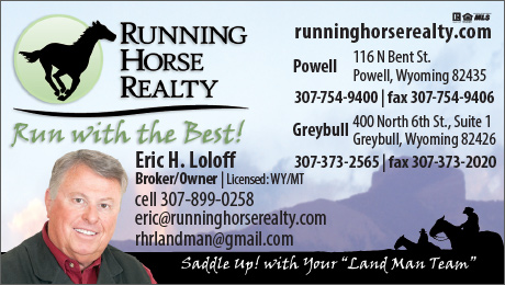 Eric Loloff Running Horse realty
