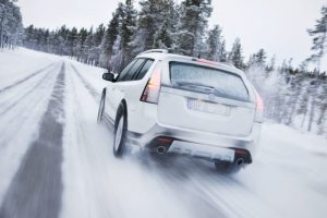 Winter Prepardness When Driving