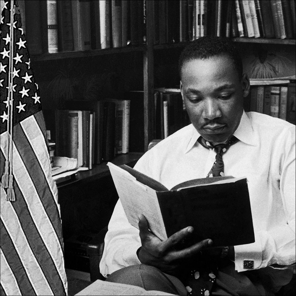 Martin Luther King 2020