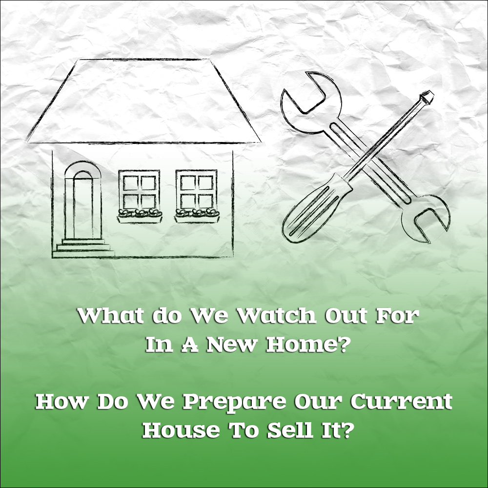 Home Repairs and What to Do