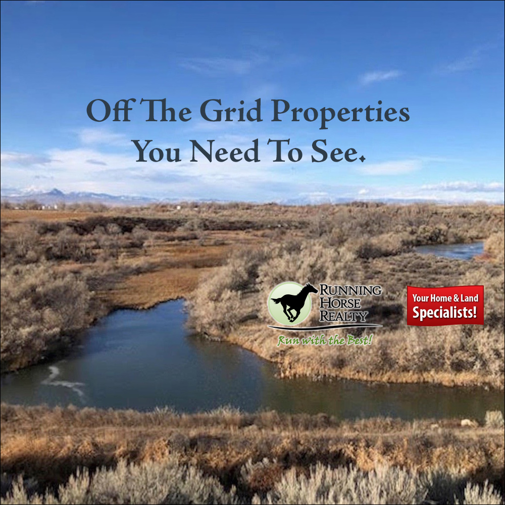 Off The Grid Wyoming Properties